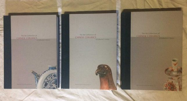 The RA Collection of Chinese Ceramics A Collector's Vision Jorge Welsh