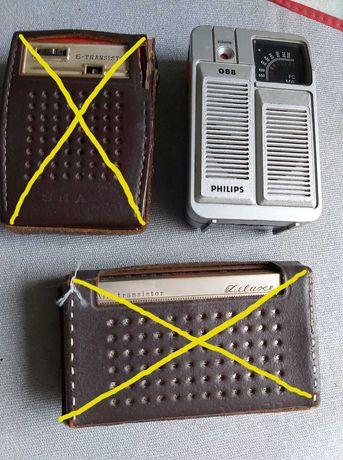 """Rádio Transistor """"Philips 90 AL 088"""" (1970)"""