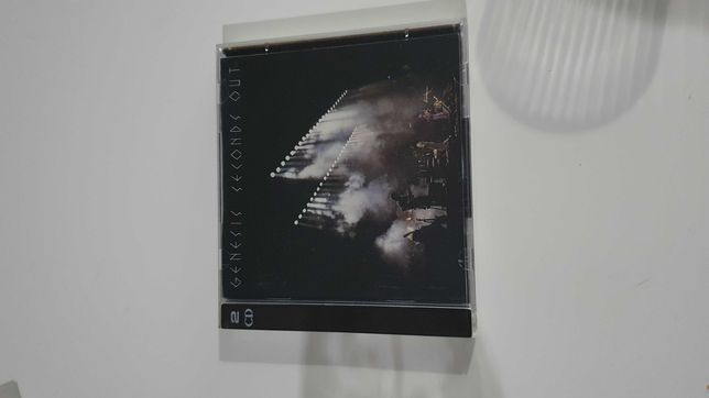 Genesis Seconds Out 1977 2 CD