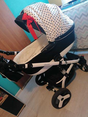 Wózek dziecięcy LAMEIRO zestaw 3w1