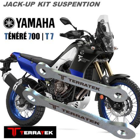 Kit Links baixar / subir suspensão Yamaha Ténéré 660 T700 T7 rebaixar