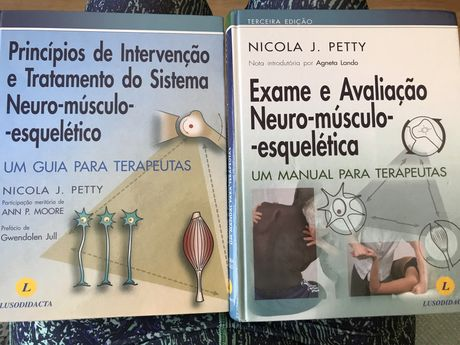 Livros De Nicola J. Petty