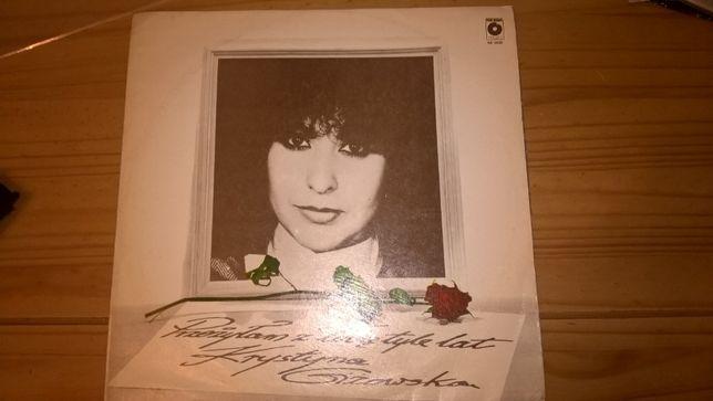 Krystyna Giżowska - Przeżyłam Z Tobą Tyle Lat LP Winyl