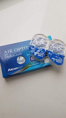 Soczewki kontaktowe AIR OPTIX PLUS HydraGlade 6szt