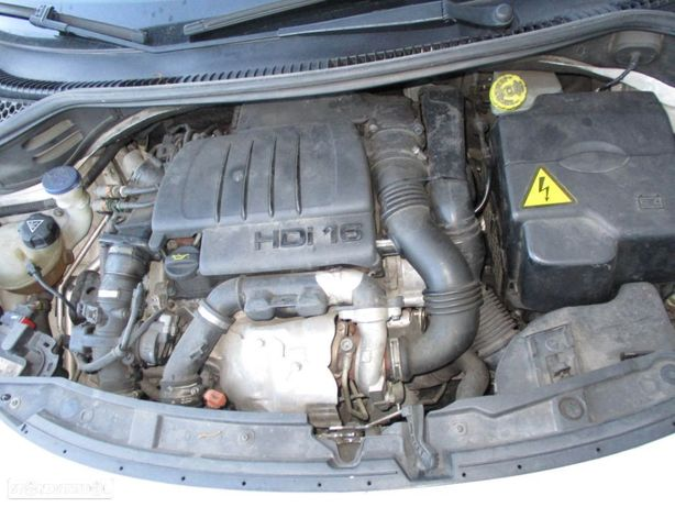 Motor para Peugeot 207 1.6 hdi 9HX
