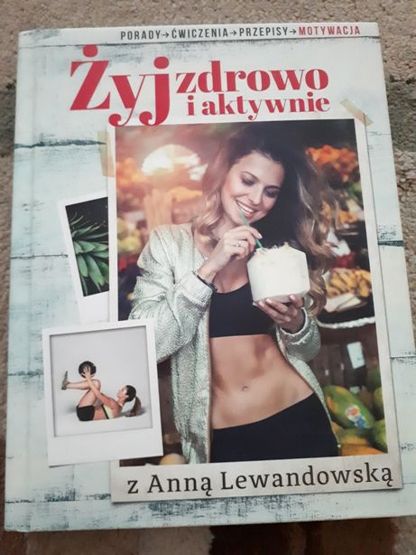 Lewandowska żyj zdrowo i aktywnie