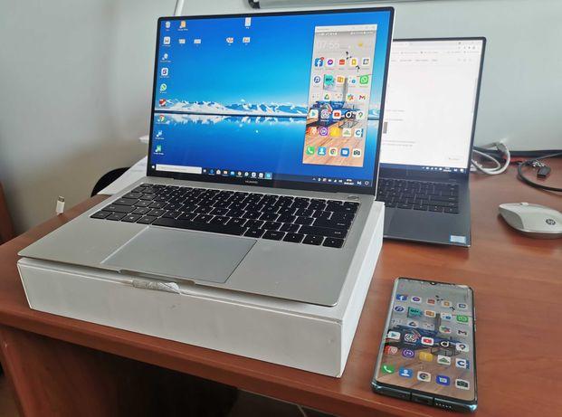 Matebook X Pro i5/8GB/256GB SSD (MACH-W19) Bardzo Zadbany! Jak Nowy!