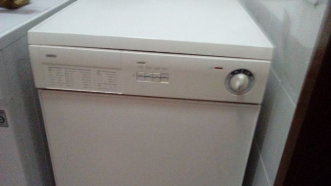 maquina secar roupa zanussi