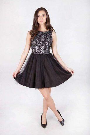 Piękna sukienka z tiulem, Bolero
