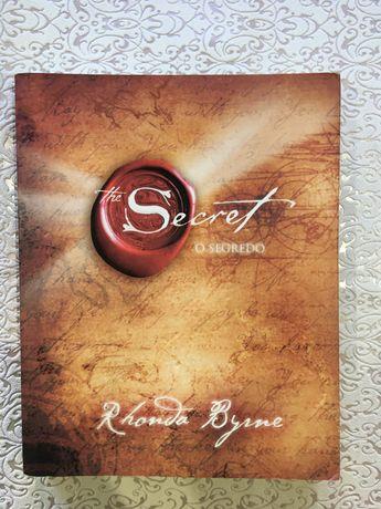 O segredo, livro em segunda mão