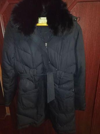 Зимний пуховик 400р