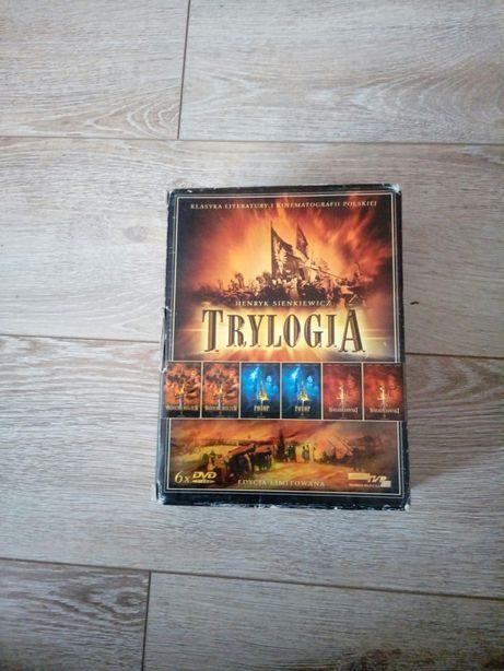 Trylogia Henryka Sienkiewicza dvd