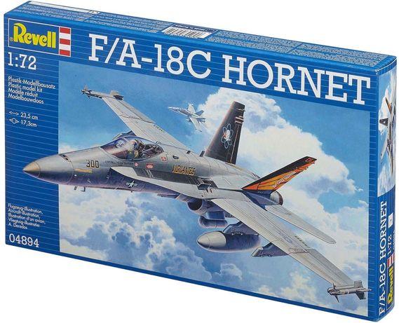 Сборная модель Revell F/A-18C HORNET (04894) 1:72