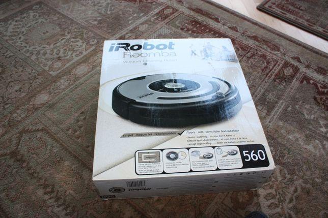 Odkurzacz automatyczny Roomba 560