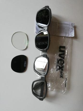Okulary klasyczne UVEX -UV kl.1-