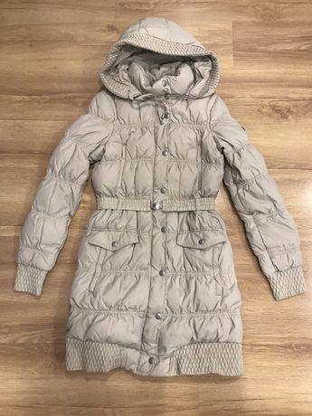 Mango, zimowy puchowy płaszcz, nowy! Rozm.M