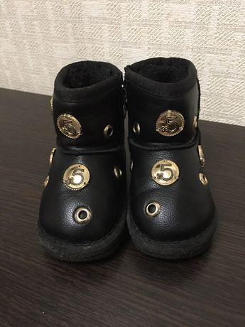 Угги. Зимние ботинки.