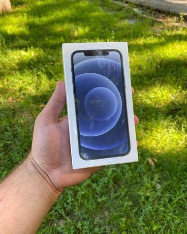 Телефон IPhone 12 64Gb Neverlock Айфон новый гарантия 12 месяцев