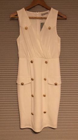 Nowa elegancka sukienka na lato ram