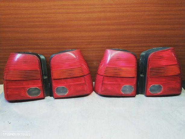 Farolins Traseiros VW Lupo 6X1 6E1
