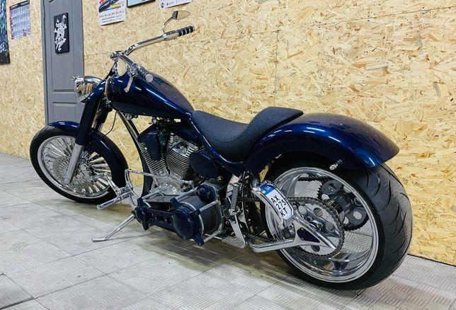 Harley Davidson CUSTOM Goldammer