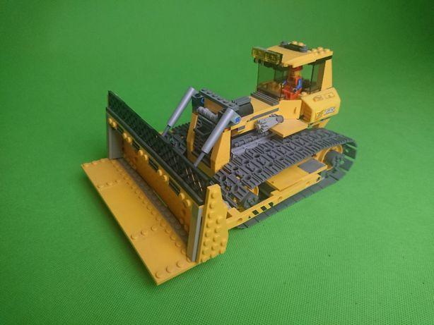 Lego City 7685 Buldożer