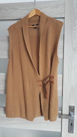 Sweterek bezrękawnik kardigan H&M