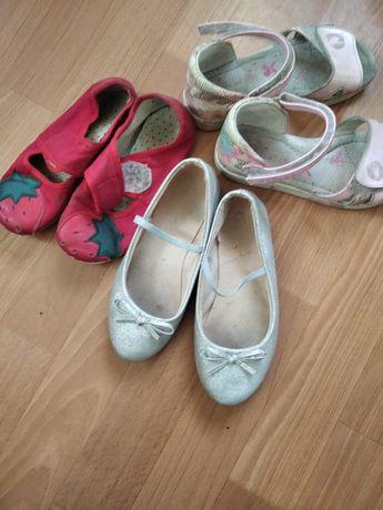 Туфли-балетки р. 29-30