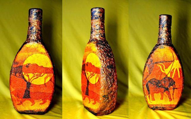 Бутылка своими руками