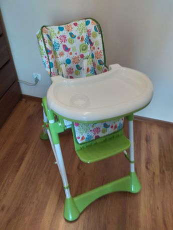 Fotelik do karmienia Baila Euro-Cart, kolor pistacjowy