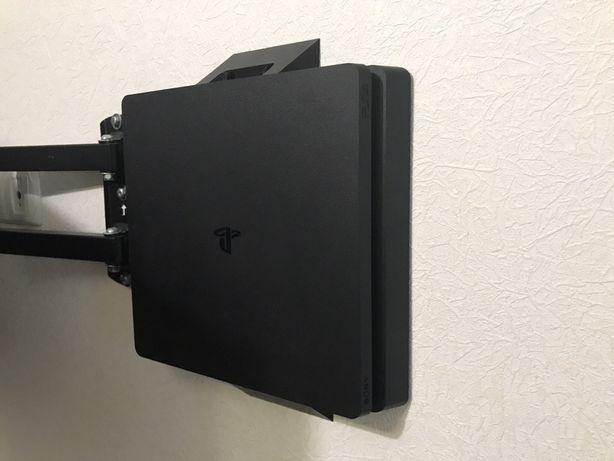 Крепление Sony PlayStation 4 (PRO SLIM FAT), PS4, PS 4