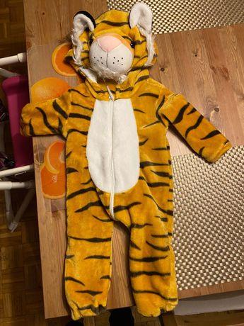 Przebranie - strój tygryska