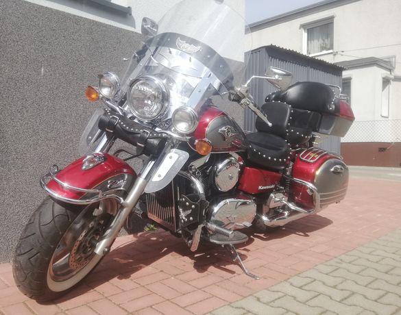 Kawasaki vn 1500 classic tourer Nomad