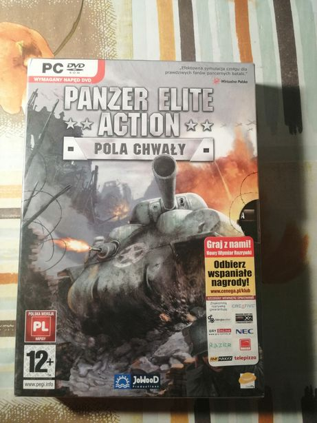 Gra Panzer Elitę Action - pola chwały na PC