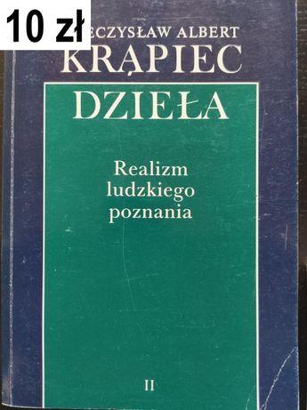 Krąpiec, M. A., Realizm ludzkiego poznania
