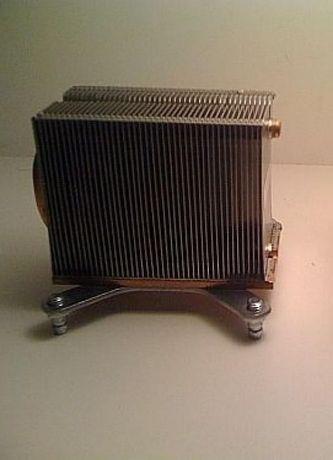 Radiator chłodzenie xbox 360 miedziany z heat pipe