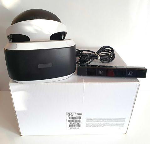 Okulary Gogle VR Sony PS4 + Kamera Sony PS4 VR
