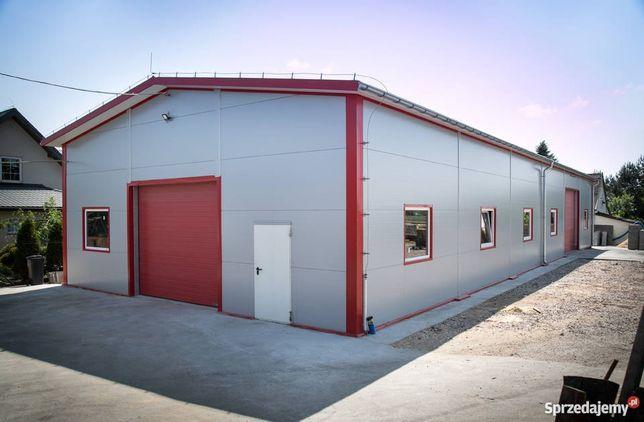 Wynajme ciepłą nową hale produkcyjno/magazynową Starachowice
