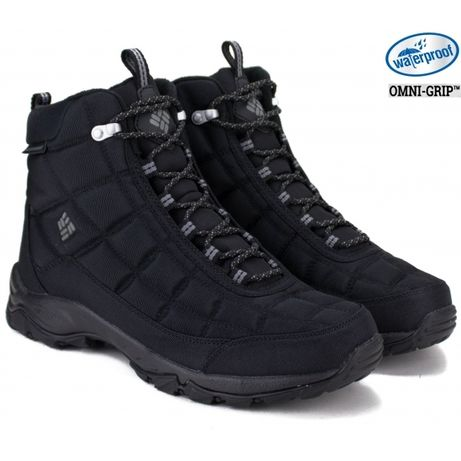 Ботинки Columbia Firecamp Boot 1672881-012