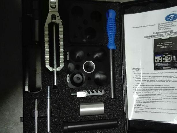 Zestaw zaworów - narzędzie specjalne Claas