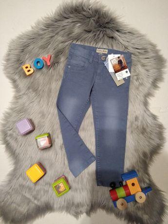 Spodnie NOWE dla chłopca z przetarcia mi Rozmiar 98 Nowe