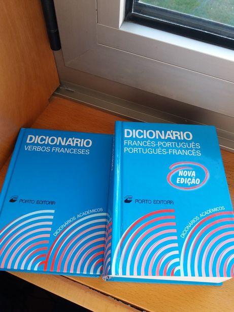Dicionários de Francês-Português