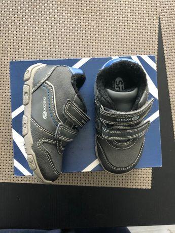 Зимние ботинки Geox 21-22 размер