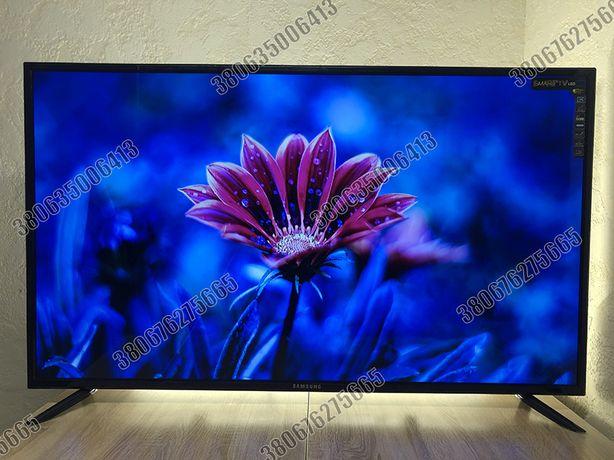 Телевизор Samsung 50 4K Black Smart TV, WiFi HD T2 Самсунг 4К LG Новый