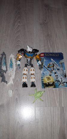 Лего робот бионикл