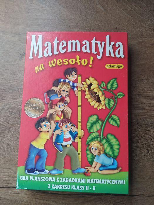 Gra Matematyka na wesoło Białystok - image 1