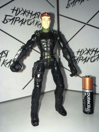 Фигурка Гарри Озборн / Зеленый Гоблин / Marvel / Hasbro 2007