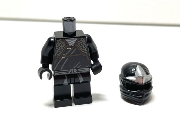 LEGO ninjago figurka Cole njo054