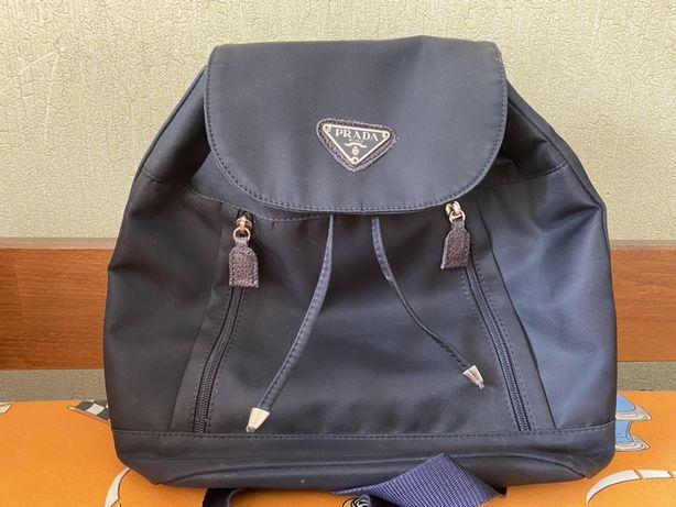 Рюкзак-сумка PRADA MILANO