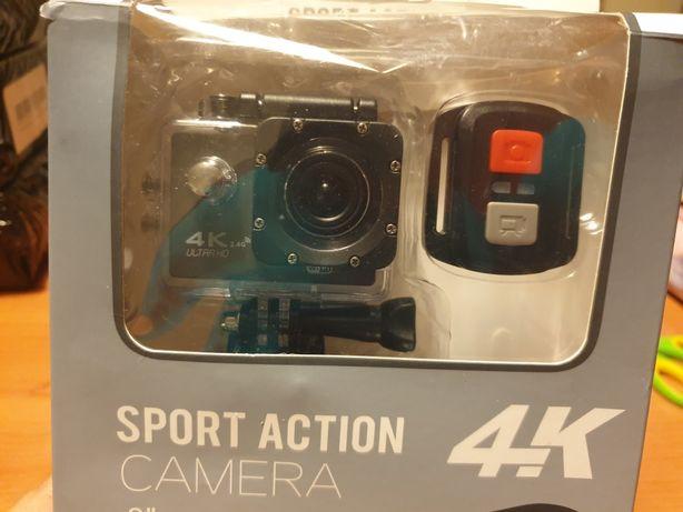 Camera de desporto 4k tipo go pro com comando